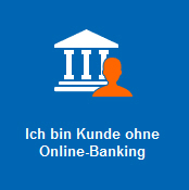 Kunde ohne Online-Banking Kreditkarte