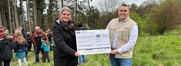 Volksbank Rhein-Lahn-Limburg eG unterstützt Ehrenamt